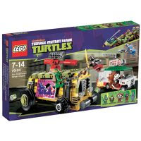 LEGO-The-Shellraiser-Street-Chase-#79104