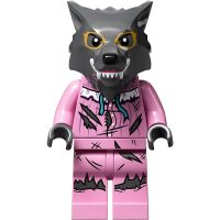 LEGO The Wolf Minifigure