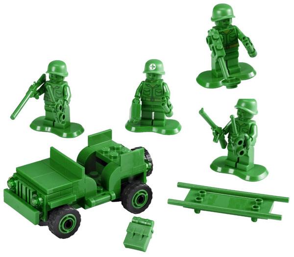 LEGO Toy Story Army Men
