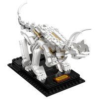 LEGO Triceratops Fossil Skeleton