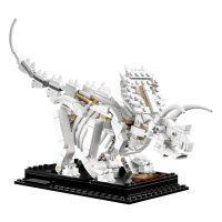 LEGO Triceratops Skeleton