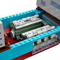 LEGO Triple E Container Vessel