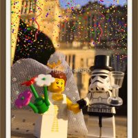 LEGO True Love! Mr and Mrs 'Troop