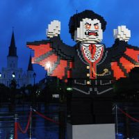 LEGO Vampyre Build 2012