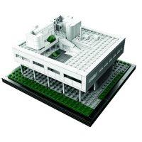 LEGO Villa-Savoye-Review