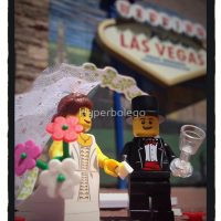 LEGO Wedding Day