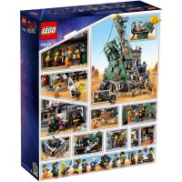 LEGO Welcome to Apocalypseburg 70840 Box Back