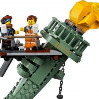 LEGO Welcome to Apocalypseburg Liberty Torch