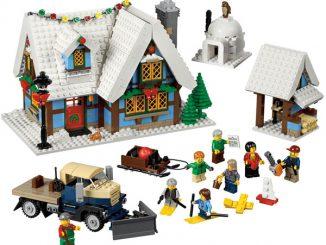 LEGO Winter Village Cottage