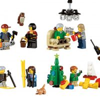 LEGO Winter Village Cottage set 10229