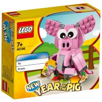 LEGO Year of the Pig 40186 Box