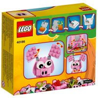 LEGO Year of the Pig 40186 Box Back