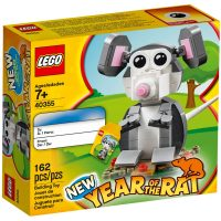 LEGO Year of the Rat #40355