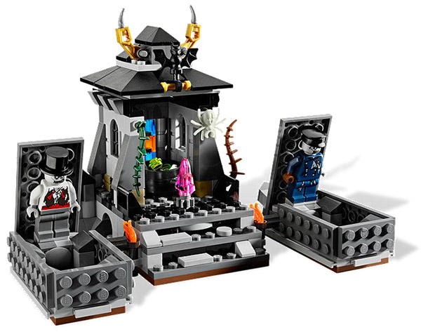 LEGO Zombies Set