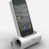 LIL KIKR+ Premium iPod & iPhone Charging Dock