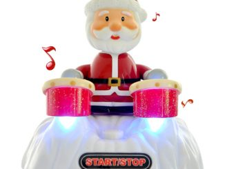 LOL Santa - USB Drumming Santa