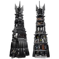 Lord of the Rings Tower of Orthanc LEGO Set