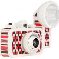 La Sardina Camera & Flash - Cubic
