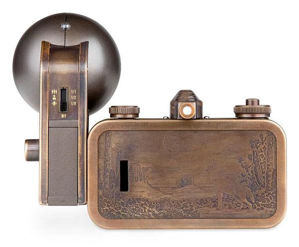 La Sardina Western Edition Camera