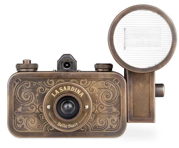 La Sardina Western Edition Cameras