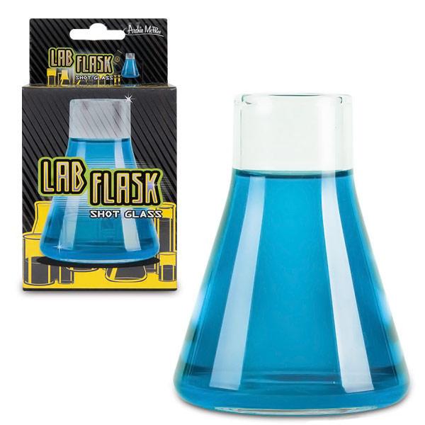 Lab-Flask-Shot-Glass