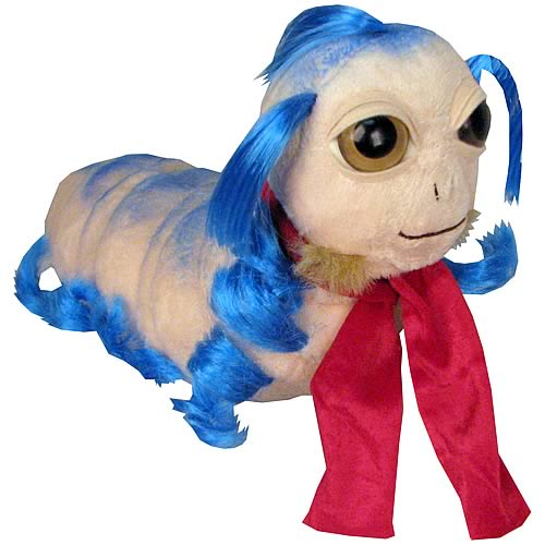 Labyrinth The Worm Plush