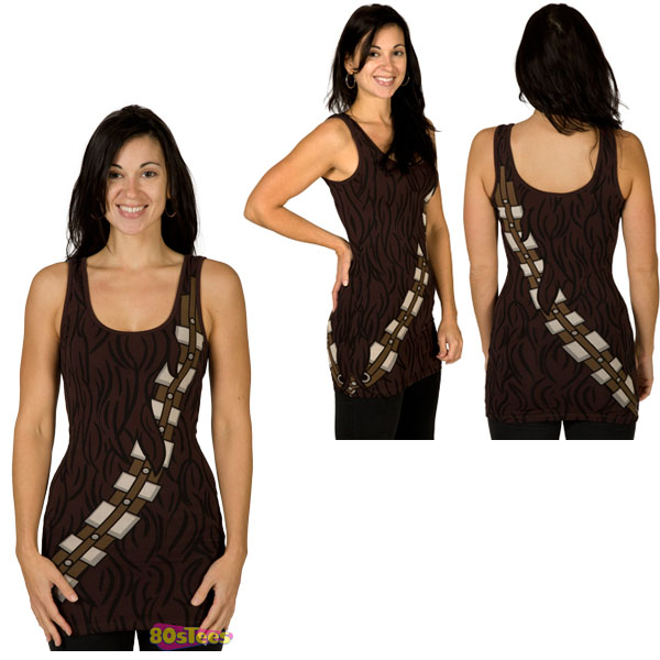 Ladies Chewbacca Tank