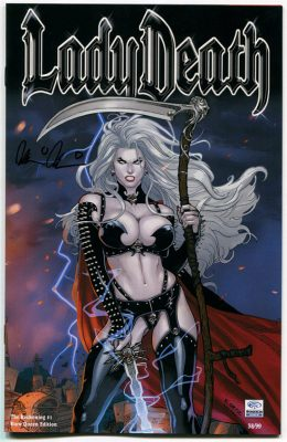 Lady Death The Reckoning 1