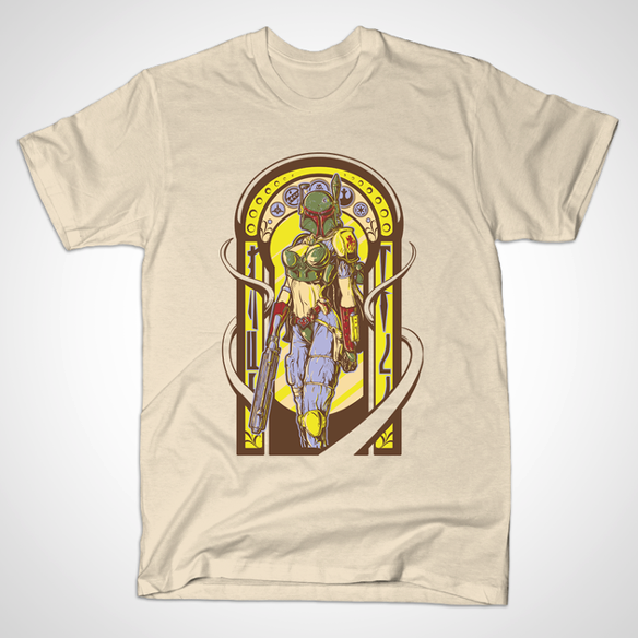 Lady Fett Shirt
