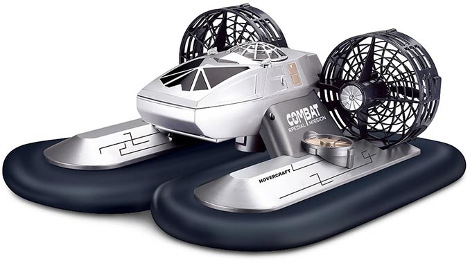 Land And Water RC Hovercraft