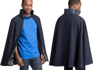Lando Calrissian Replica Cape