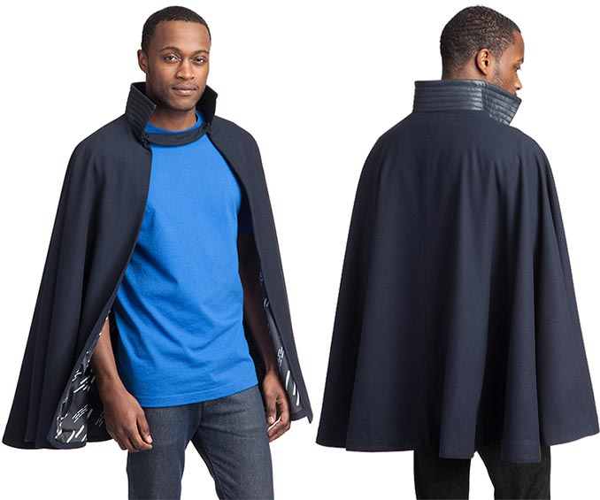1c117df6 Lando Calrissian Replica Cape