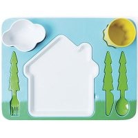 Landscape Dinner Tray