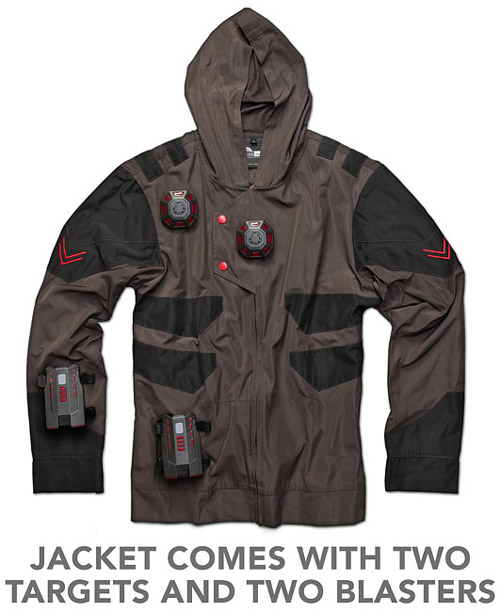 Laser Battle Jacket