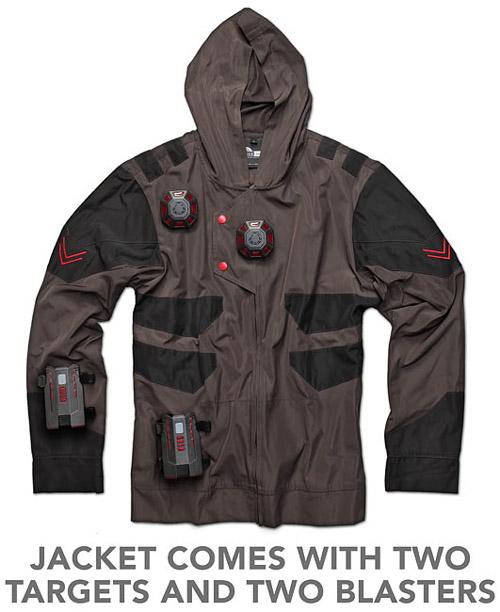 Laser Battle Jacket