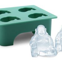 Laughing Buddha Ice Mold