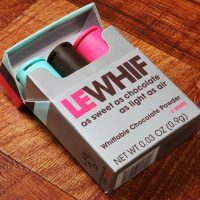Le Whif 1 Calorie Breathable Chocolate Inhaler
