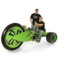 Lean Machine Three Wheeled Motocycle