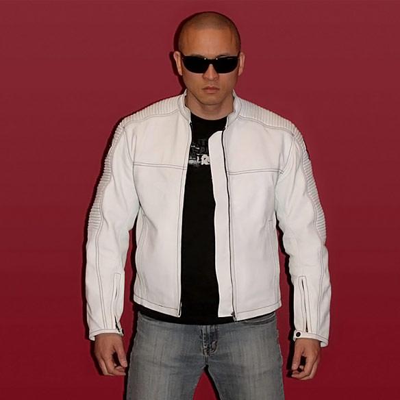 Leather Stormtrooper Jacket