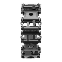 Leatherman TREAD Multi-Tool Side Black