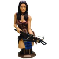 Leela Maxi-Bust Doctor Who Masterpiece Collection