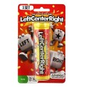 Left Center Right Dice Game Tube