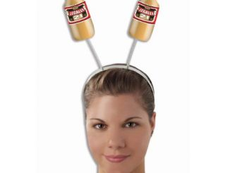 Legally 21 Beer Bottle Head Bopper