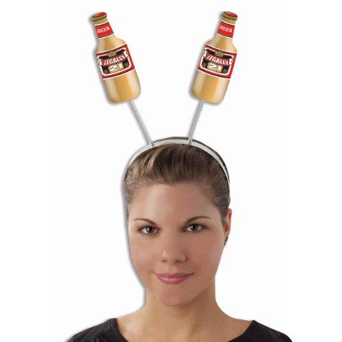 Legally 21 Beer Bottle Head Bopper