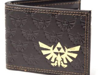 Legend Of Zelda Embossed Wallet