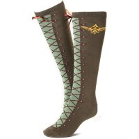 Legend Of Zelda Knee High Socks