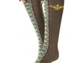 Legend Of Zelda Knee High Socks