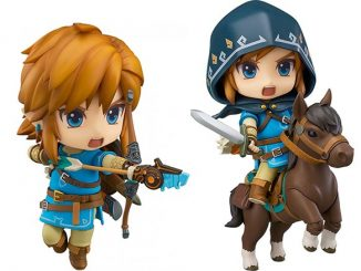 Legend of Zelda: Breath of the Wild Link Nendoroid Action Figure