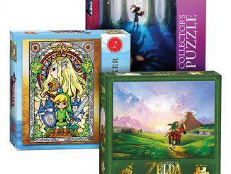 Legend of Zelda 550pc Puzzles