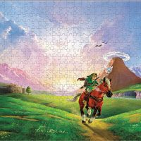 Legend of Zelda 550pc Puzzles